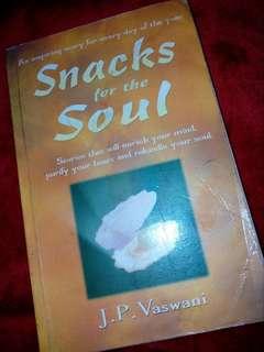 Snacks for the soul by J.P. Vaswani
