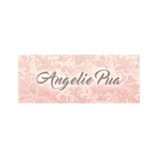Personalized Sticker Labels (Rectangle) - Pink Leaves