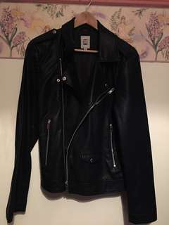 Insight Leather Jacket