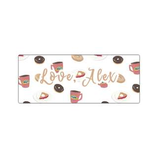 Personalized Sticker Labels (Rectangle) - Sweets Snacks Perfect Combo