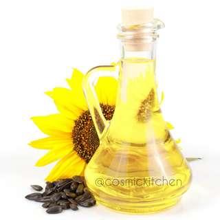 🌻 BONZARO Refined Sunflower Oil 1L 🌻