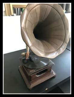 His Master Voice Gramophone