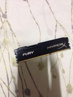 8gb hyperx ddr3 1866mhz ram single stick