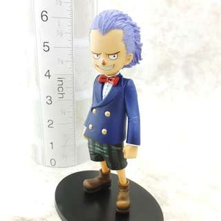 ONE PIECE SPANDAM The Grandline Children vol.4 BANPRESTO Figure