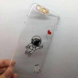 iPhone 6/6s Light Up Astronaut Case