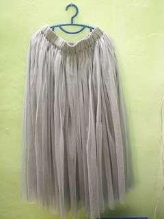 Skirt(grey color)