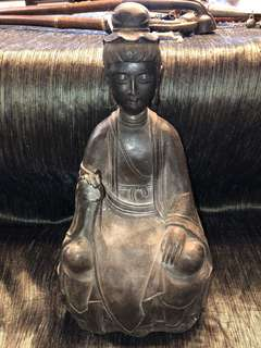 宋朝鐵佛 sung dynasty iron Buddha