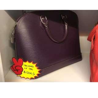 LV Bag - Preloved