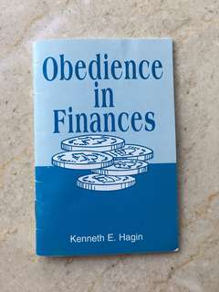Obedience in finances Kenneth e. Hagin