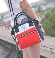 Brand New original Anello Mini Boston Bag