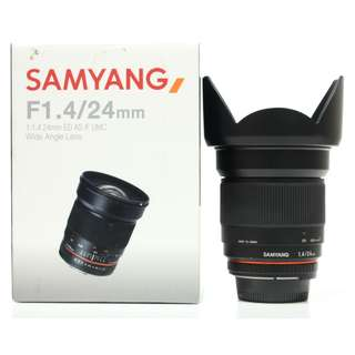 Samyang 24mm f1.4 ED AS IF UMC (Nikon)