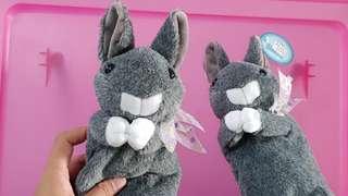 BNWT Rabbit Pencilcase