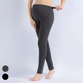 Maternity Leggings Pregnant Trousers High Waist Solid pants
