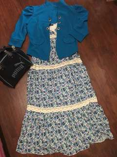 Dress free Outer Promo