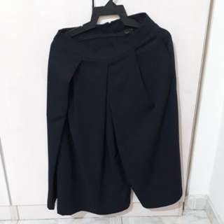 Almost Brand New LVER Asy Pleated Culottes (Japan style)