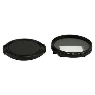 Gopro lens filter adapter 52mm for hero 5 and hero 6