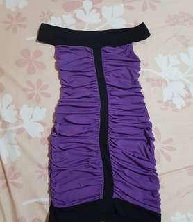 Get Laud Violet Dress
