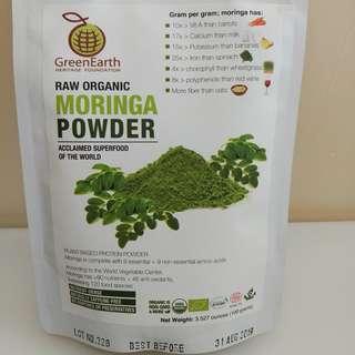 Super Food: Organic Moringa powder(100g)