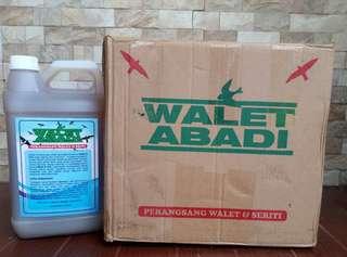 Walet Abadi parfum pemikat walet