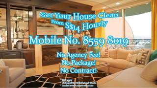 S$14 Home Cleaning Service