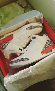 "Air Jordan 3 retro Hall of Fame ""Katrina"" US10"