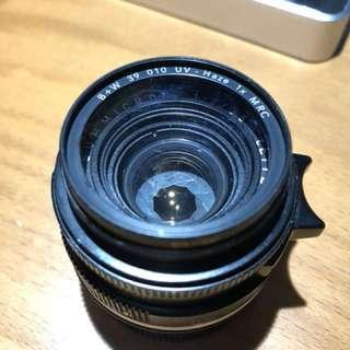 35mm Summicron v3 (flash sale)