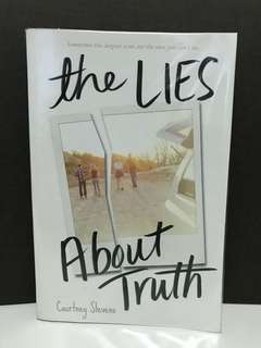 The Lies About Truth Courtney Stevens