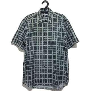 第二件 8 折🎉格紋花紋短袖襯衫