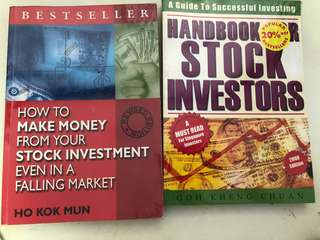Stock investment books