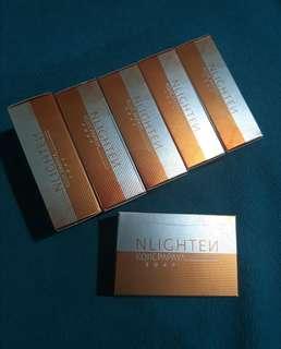 NLIGHTEN Kojic Soap (6 bars)