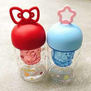 100%  NEW  - 7-11 Sanrio 4款限量版水樽 Kitty & Twins Star
