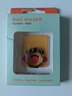 Brand New Japanese Charater Pokemon Pikachu Phone Ring Holder