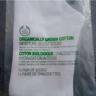 Hydra-Intensive Socks  (organically grown cotton)