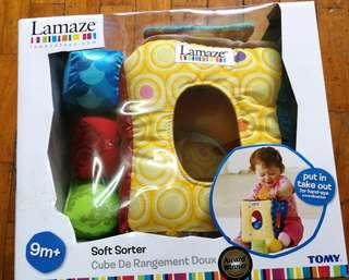 Baby's soft sorter