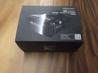 VR Headset!!!! Cheap!!!  Hardly used