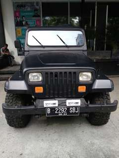 Jeep cj7 4X4 4200cc thn 81