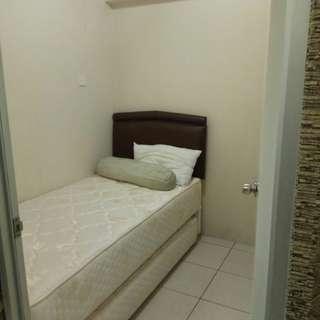 disewakan apartemen green bay 2BR full furnished tahap 1