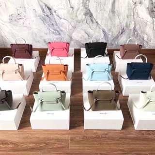 Celine micro belt bag multiple colors ladies handbag sling bag preorder