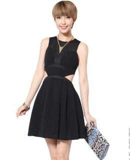 LB Jacquelyn Dress Black