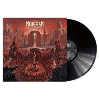 Memoriam - The Silent Vigil LP Vinyl