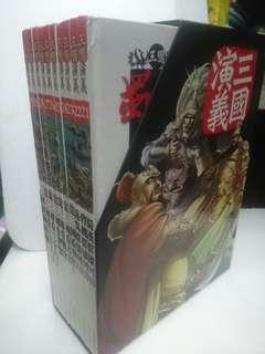 三國演義連環圖(第21至30集) 閣林國際圖書