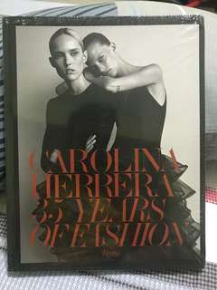 Carolina Herrera 2016 35th Years of Fashion