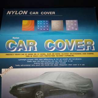 Large Size Car Cover, Nylon. Brand new, never used