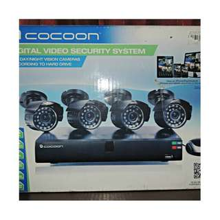 Cocoon Digital Video Security System