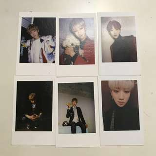 [WTS] Minghao/THE8 OFFICIAL PC