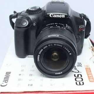 Canon eos 1100d/kiss x50