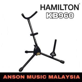 Hamilton Classic KB960 International Style Alto/Tenor Sax Stand
