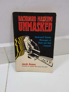 Backward masking unmasked