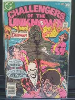 DC COTU omic featuring Deadman