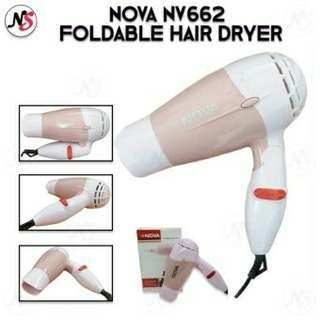 NOVA Hair Dryer Compact Blower